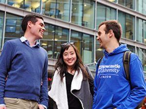 มหาวิทยาลัยประเทศอังกฤษ Newcastle University London home